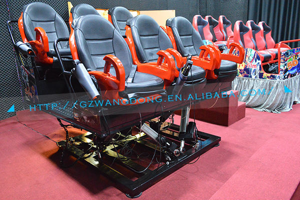 Hot Business Plan Mobile 3d 4d 5d 7d 9d Cinema Simulation Ride For