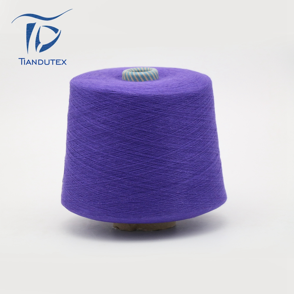 100% cotton 30s carded market price for cotton milk cotton yarn