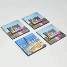 Souvenir Large Photo Picture Fridge Magnets 2.5 x 3.5 inch Pack of 4