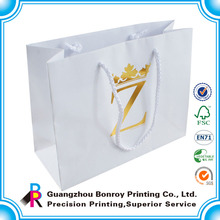 Eco-friendly High Quality Custom Printed Shopping Bags Wholesale