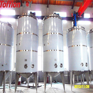 Hot sale yogurt fermentation tank