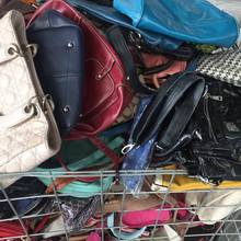 Lady fashion Second hand bags export for Africa with cheap price