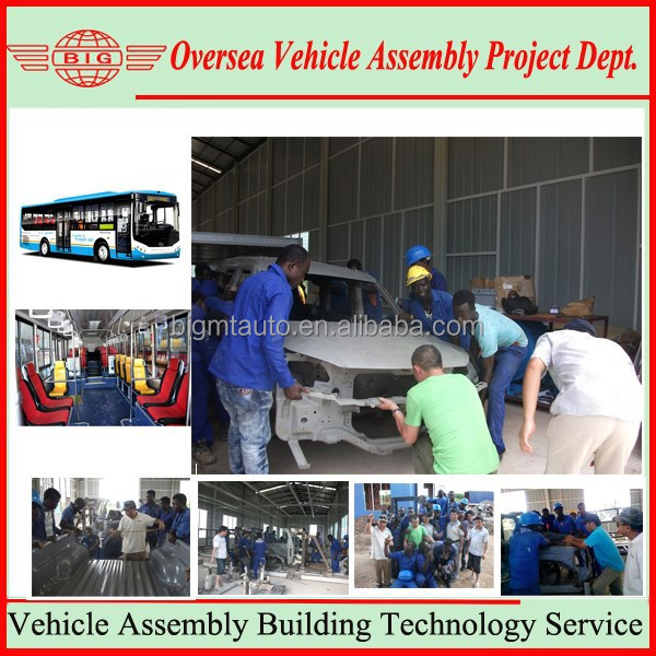 Tour Bus(es) Company Building and Bus Repair Equipment Service