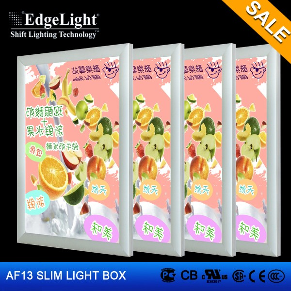 Edgelight Af13 Led Advertising Magic Mirror Led Backlight Movie ...