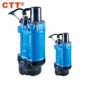 Feili new KBZ series 2hp 3hp 5hp 10hp 15hp 20hp submersible drain pumps for civil engineering site