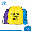 Promotion lace up non woven bags manufacturer from China