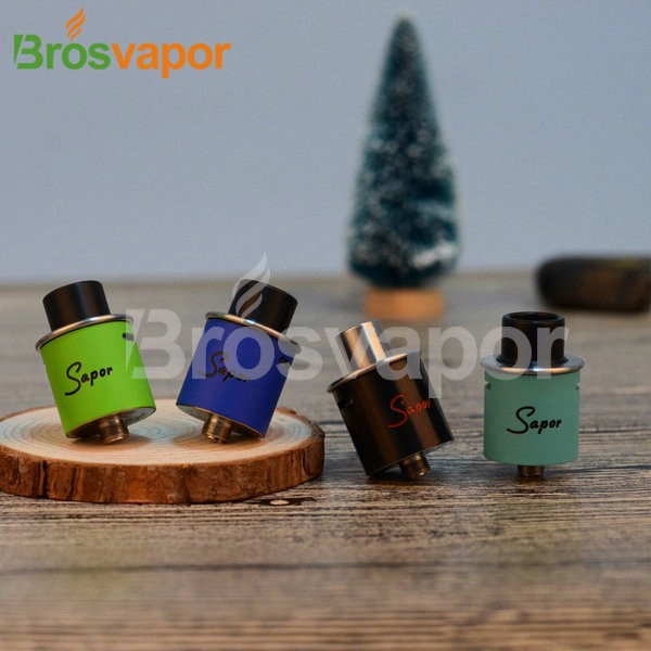 Newest Rebuildable Tank Multi-Color Vaping Vaporizer Tank Wotofo Authentic Sapor rda Tank/Sapor Vaporizer/Sapor Atomizer