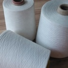 white T/C 65/35 recycled polyester/cotton yarn 20/1 30/1 with low price