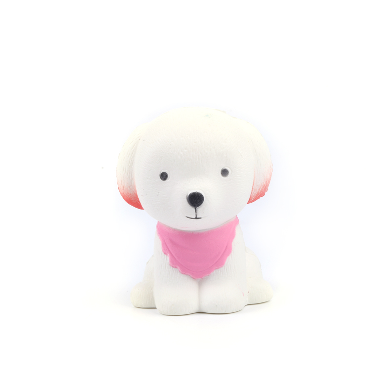 Custom Squeezing squishy dog animals