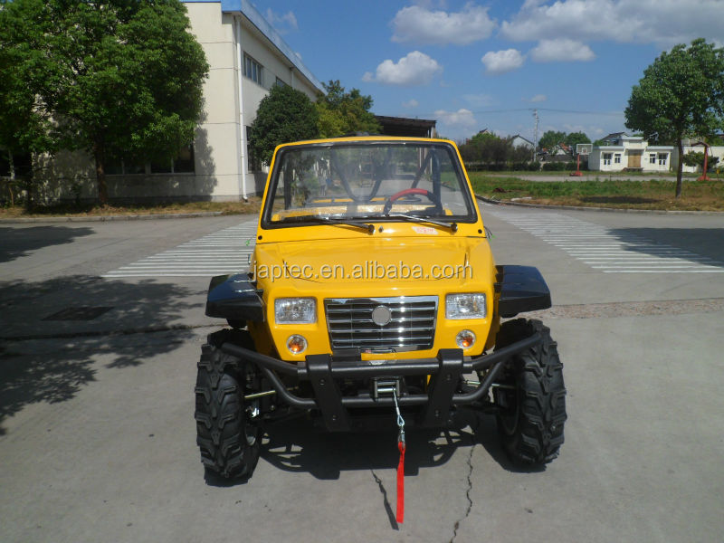800cc MINI JEEP UTV 4x4 EEC approved with waterpoof
