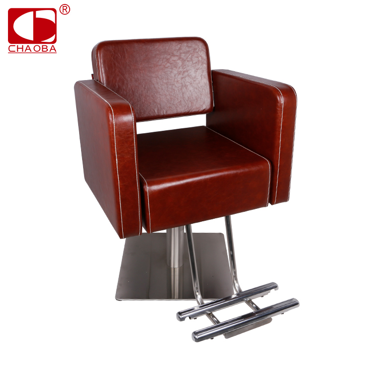 Wholesale High Quality cheap salon furniture portable barber shop chair beauty salon manufacturers for sale philippines SU-4063B