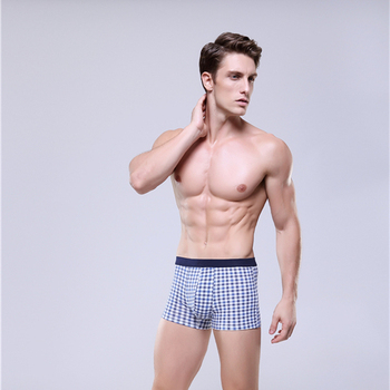 91cc5356744 OEM 100% Cotton Jockey Underwear for Men Sexy Men Underwear for Fat. View  larger image