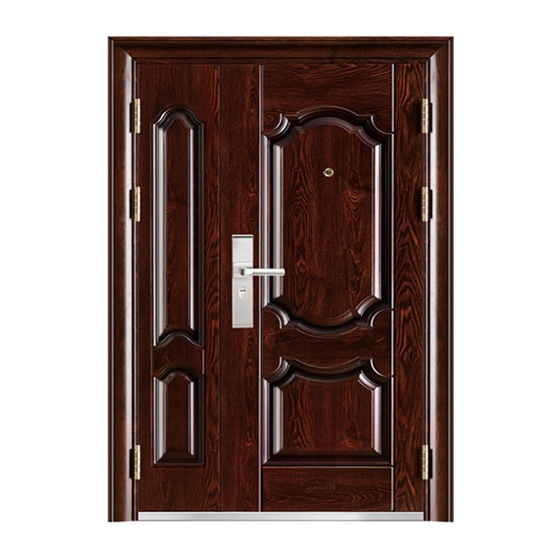 Venta al por mayor puertas para casa de fierro compre - Precio puerta seguridad ...