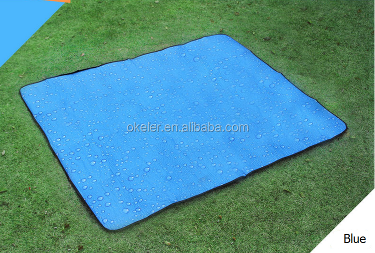 New hot sale outdoor 1.5 mx1.8m drops picnic dampproof baby crawl play mat