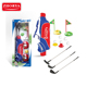 Zhorya Golf Game Set Toys Outdoor Golf Toy for Kids