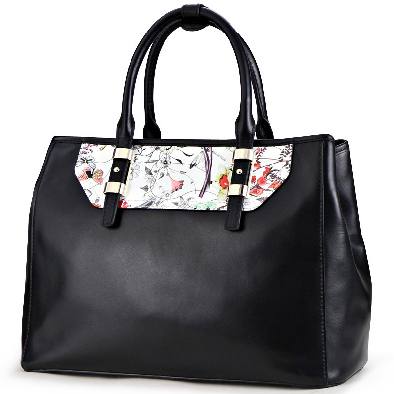 European and American style Women Handbag Fashion Tote Purse Frosted PU Leather Bag