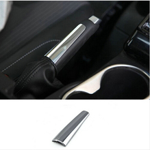 ABS handbrake cover Car Stickers For Ford Focus 3 MK3 2012 2013 2014