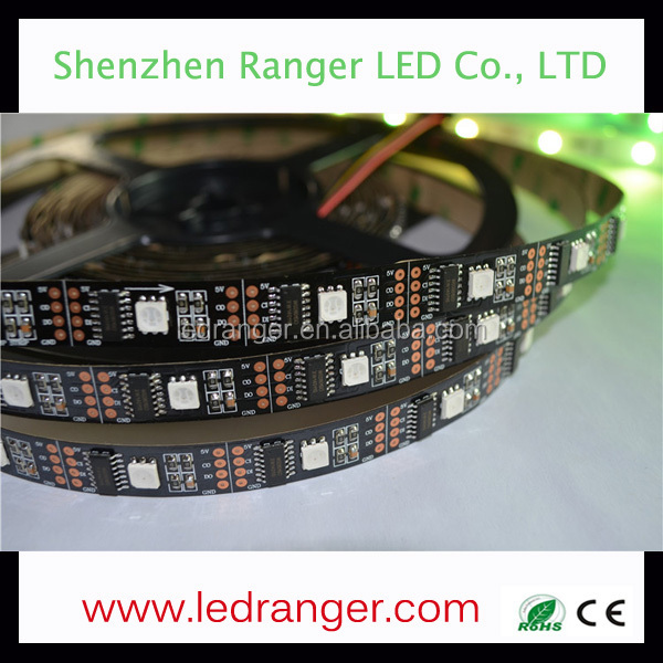 promo code 5f058 da48b 5v Ws2801b Led Light Strip Flexible Led Strip Ws2801 For Infinity Mirror -  Buy 5v Ws2801b Led Light Strip,Led Strip Ws2801,Programmable Led Strip ...
