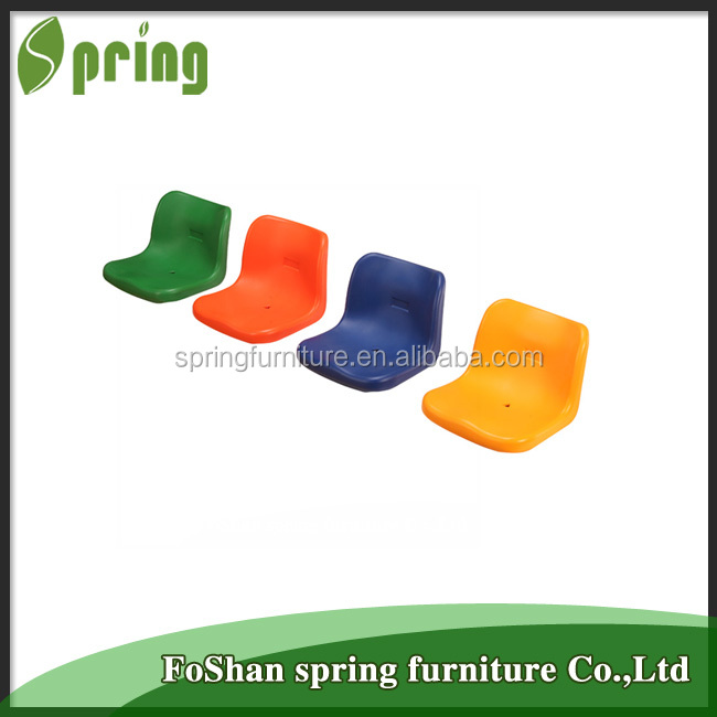 Plastic Stadium VIP chair,outdoor stadium seat/ stadium bleacher seating