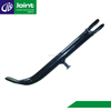 Black Scooter Side Stand Motorcycle Kickstand Pad for Suzuki GN125 Parts