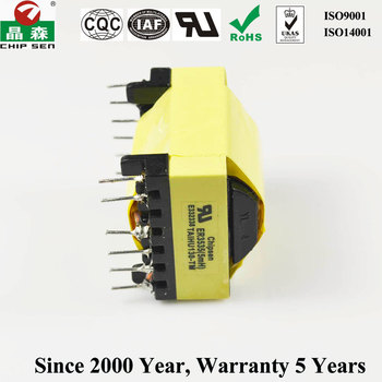 Chipsen Transformer 127v to12v transformer EE/ER/EI/PQ Transformer Low-power Consumption and High frequency SMD led transformer