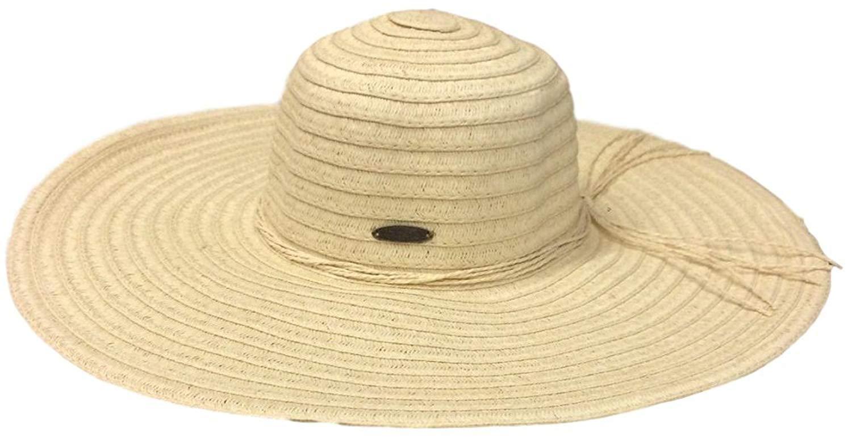 b8e8c169a6f Buy Panama Jack Ladies Big Brim Polyester Sun hat in Cheap Price on ...