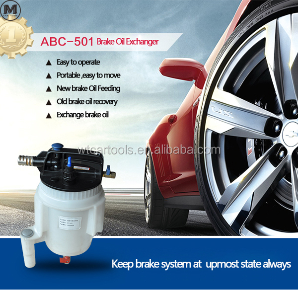 Atf-20dt Economic Auto Transmission Fluid Exchanger And Cleaner Machine Atf Machine