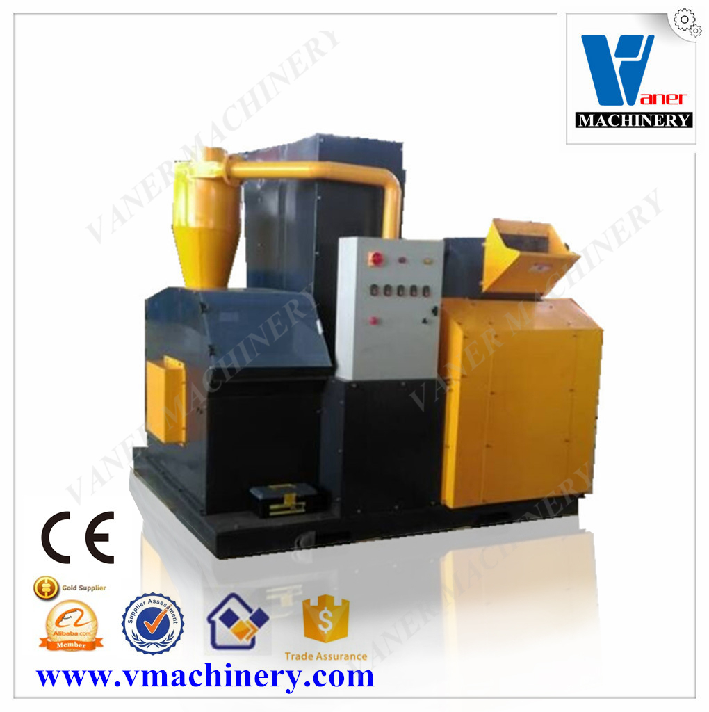 Scrap Cable Wire Recycling Machine Scrap Cable Wire Recycling Equipment Rubber grinder of waste tire recycling machines