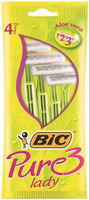 BIC 3 PURE LADY PACK OF 4 - exw price eur 1,191