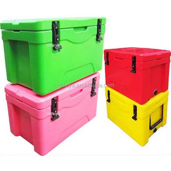 Dry Ice Storage Container Box