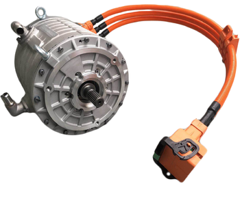 20kw 100kw Best High Sd Ac Engine Drive Motor For Ev Electric Car Vehicle Van Bus