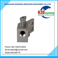 China supplier CNC lathe machine parts milling services