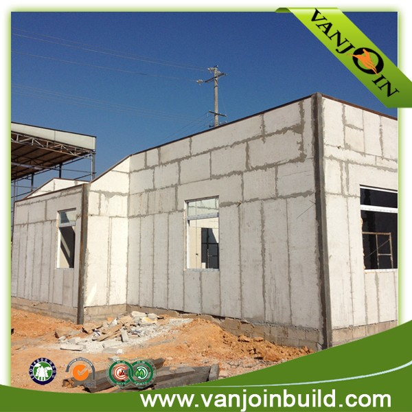 Factory supply ready made walls eps sandwich panel wall for new houses and rooms buy eps - Readymade wall partitions ...
