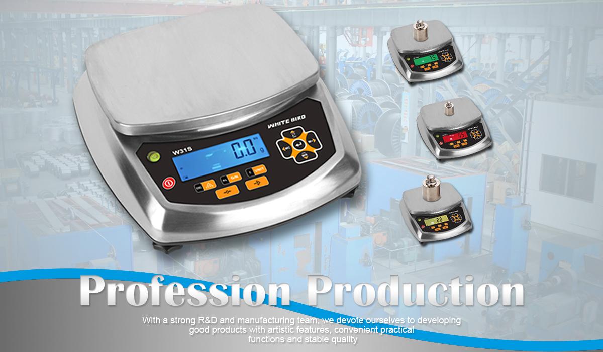 Zhongshan White Bird Electronic Ltd. - Household Scale, Industrial Scale