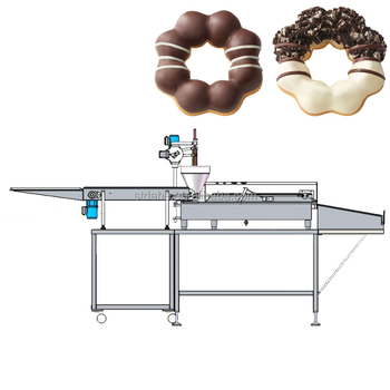 BELSHAW upgrades automatic mini donut fryer