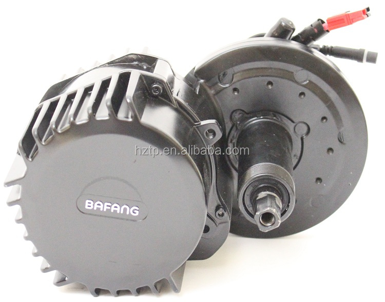 Bafang bbs02 500W / 750W electric bicycle conversion kit with water - proof cables