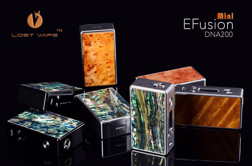 Wholesale Efusion Mini Dna200 By Lostvape Powered By Evolv Dna200 ...