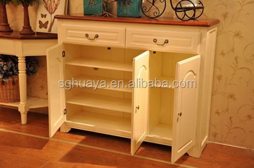 Laminado melamina zapatero estante para la venta/muebles mejor ...