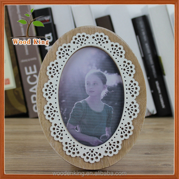Wedding Gifts Creative Lace Wooden New Sixy Girl Photo Frame - Buy ...