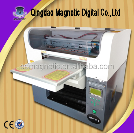 MDK-A3 Qingdao digital multifunctional high speed Wholesale t-shirt printer for sale