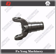 high quality steel universal joint and yoke steering yoke slip yoke for drive shaft