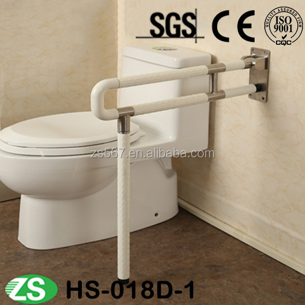 Discount Top Quality Nylon Toilet Safety Rails For Elderly & Handicapped