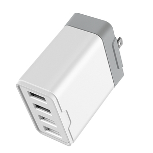 Multi Port USB Fast Wall Charger 4 USB  5V 4.8A quick Charge USB Travel adapter