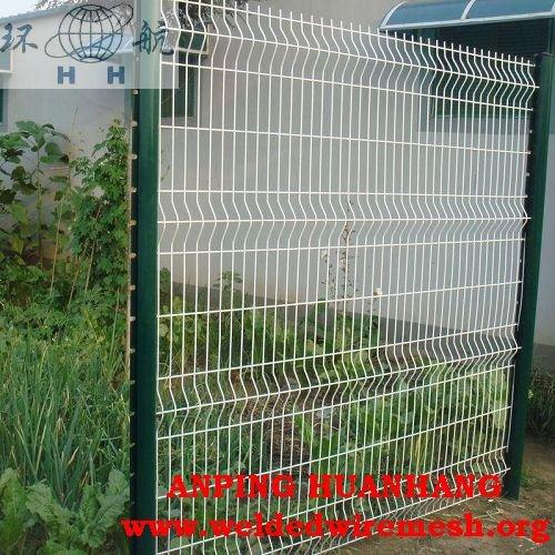 Cerca de malla de alambre para el jardín vallado, enrejado y ...