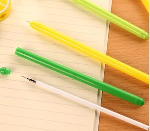 Creative luminous fruit neutral pen