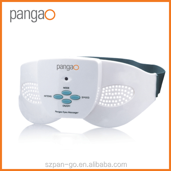 Chinese companies pangao relaxing eye massage machine with CE approval