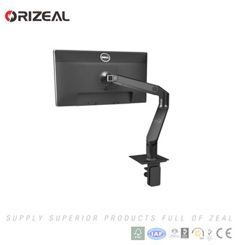 Gas Spring Mount Dual Monitor Computer Stand,Adjustable Monitor Mount Stand    Buy Monitor Mount Stand,Double Monitor Mount,Multi Monitor Mount Product  ...