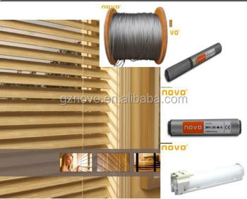 Retractable Window Blinds Venetian Blind Tilt Mechanism