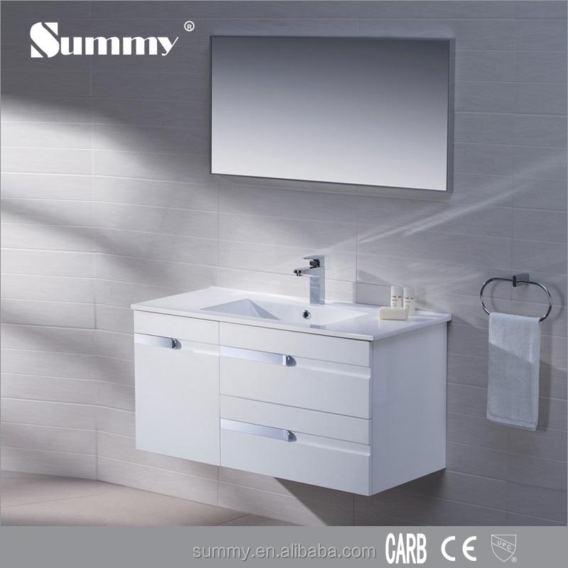 Modernes design h ngen wei bad eitelkeit for Design badezimmerschrank