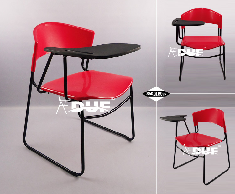 School Table Arm Chair Note Taking Tablet Chair Good Price Wholesale Price  With Free Shipment (